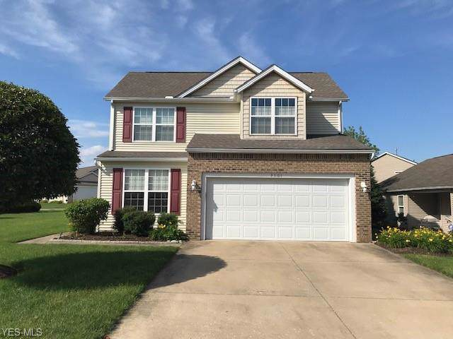 3501 Chanticleer Court, Uniontown, OH 44685 (MLS #4108335) :: Tammy Grogan and Associates at Cutler Real Estate