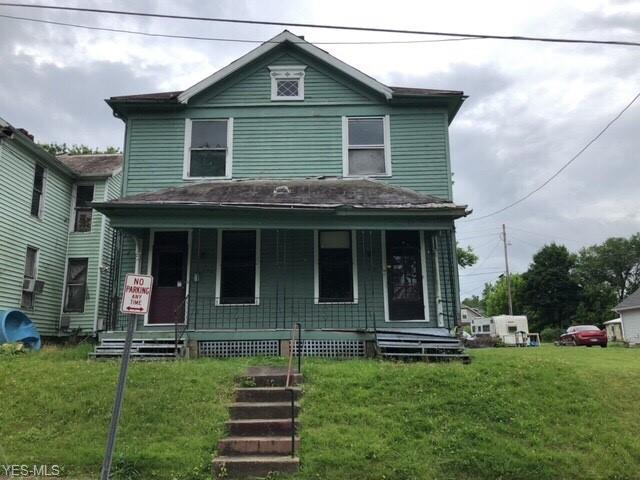 922 Vine Street, Zanesville, OH 43701 (MLS #4108341) :: RE/MAX Edge Realty