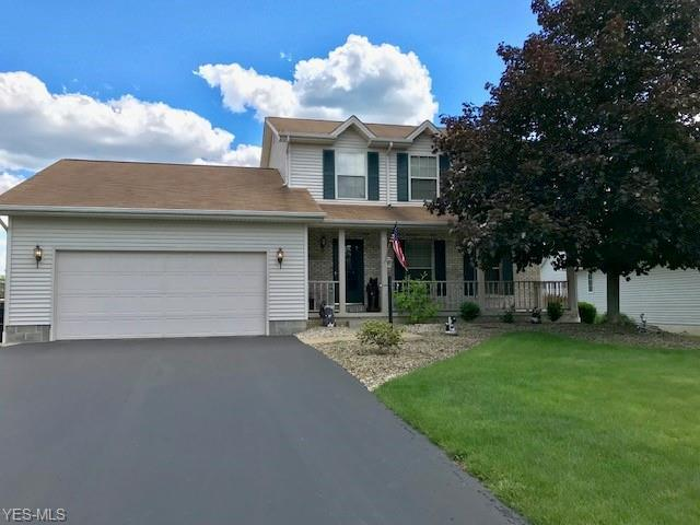 6905 Winterpark Avenue, Youngstown, OH 44515 (MLS #4108533) :: RE/MAX Valley Real Estate