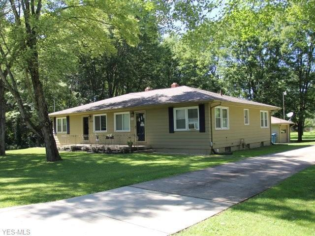 5190 Niles Avenue, Newton Falls, OH 44444 (MLS #4108750) :: RE/MAX Valley Real Estate