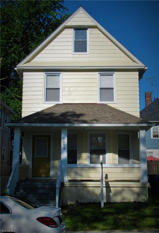 1658 W 69th Street, Cleveland, OH 44102 (MLS #4110936) :: RE/MAX Edge Realty