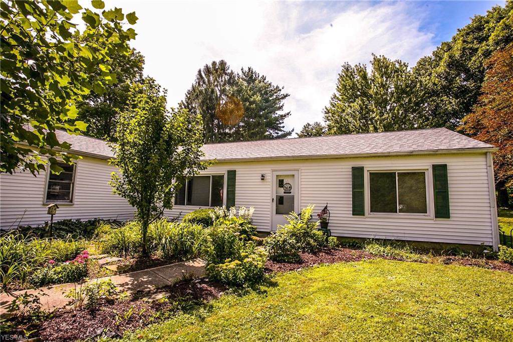 4802 Beach Road, Medina, OH 44256 (MLS #4111281) :: RE/MAX Valley Real Estate