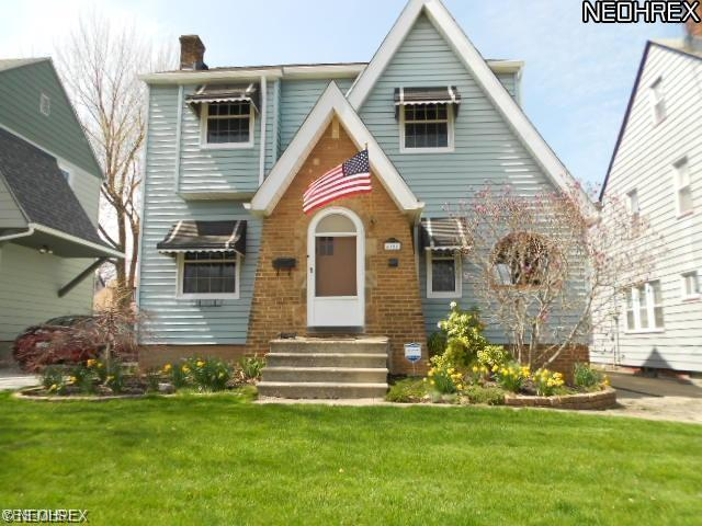 4398 W 60th Street, Cleveland, OH 44144 (MLS #4113441) :: RE/MAX Trends Realty
