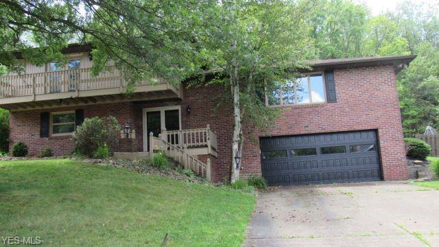 234 Sharon Drive, Weirton, WV 26062 (MLS #4114435) :: The Crockett Team, Howard Hanna