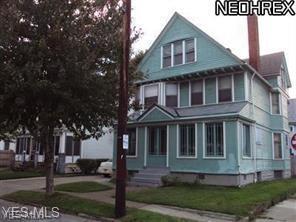 1396 E 84th Street, Cleveland, OH 44103 (MLS #4114505) :: The Crockett Team, Howard Hanna