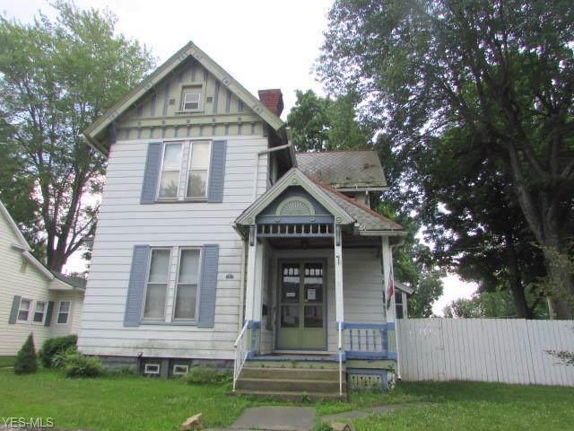 33 Union Street, Columbiana, OH 44408 (MLS #4114760) :: The Crockett Team, Howard Hanna