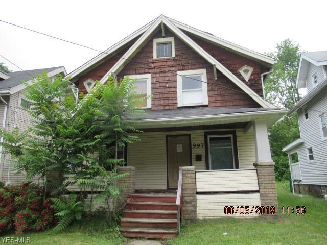 997 Whittier Avenue, Akron, OH 44320 (MLS #4114927) :: RE/MAX Edge Realty