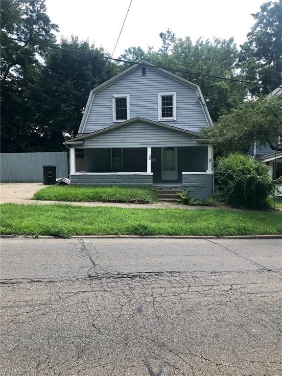 150 E Glenwood Avenue, Akron, OH 44304 (MLS #4115830) :: The Crockett Team, Howard Hanna