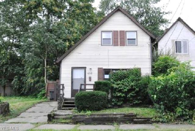 698 Sherman Street, Akron, OH 44311 (MLS #4116040) :: RE/MAX Valley Real Estate
