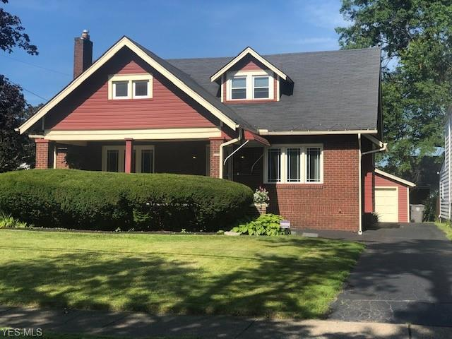 2270 Goleta Avenue, Youngstown, OH 44504 (MLS #4116462) :: Keller Williams Chervenic Realty