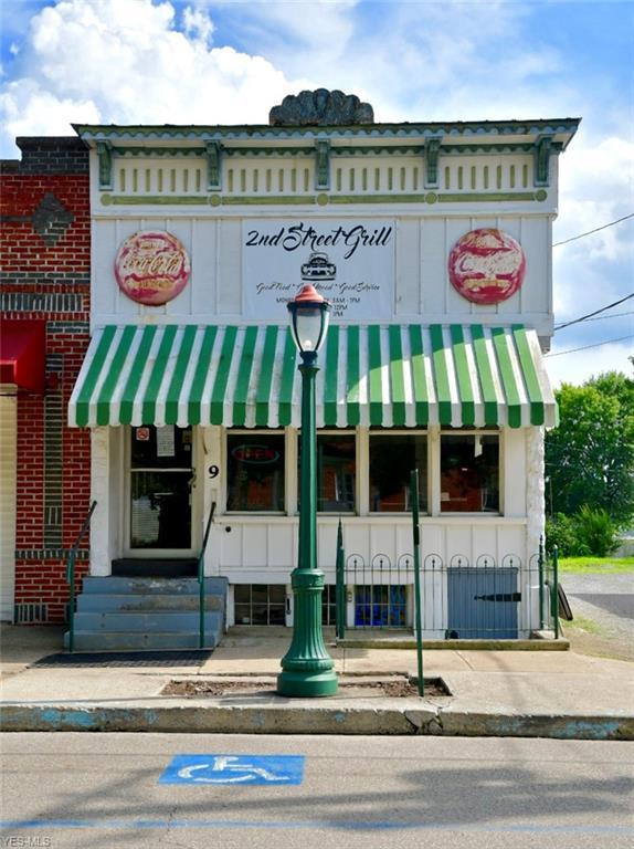 9 2nd Street, Frazeysburg, OH 43822 (MLS #4116629) :: The Crockett Team, Howard Hanna