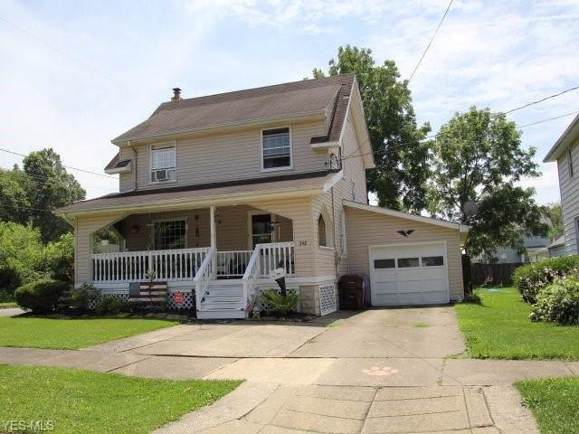 348 Oak Knoll Avenue, Newton Falls, OH 44444 (MLS #4117829) :: The Crockett Team, Howard Hanna
