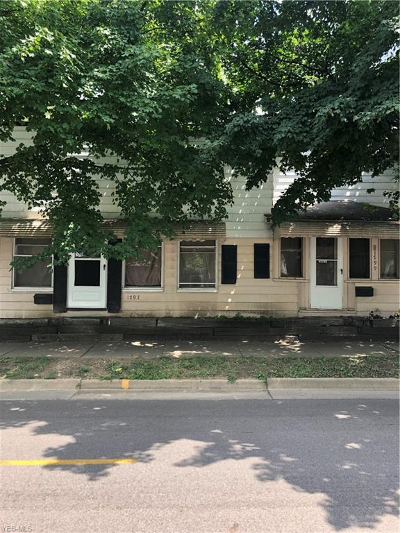 1797-1799 13th Street SW, Akron, OH 44314 (MLS #4117839) :: RE/MAX Edge Realty