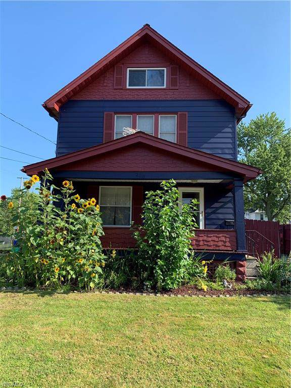 208 E Wilson Avenue, Girard, OH 44420 (MLS #4119163) :: RE/MAX Valley Real Estate