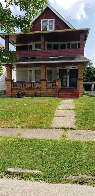 1877 Mannering Road, Cleveland, OH 44112 (MLS #4119717) :: RE/MAX Edge Realty