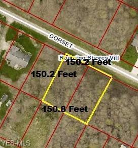 1726 Dorset Drive, Roaming Shores, OH 44084 (MLS #4121110) :: RE/MAX Trends Realty