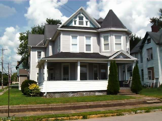 1601 Spring Street, Parkersburg, WV 26101 (MLS #4121604) :: The Crockett Team, Howard Hanna