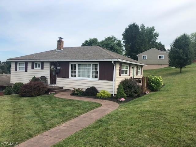 3114 Central Avenue, Steubenville, OH 43952 (MLS #4121720) :: RE/MAX Valley Real Estate