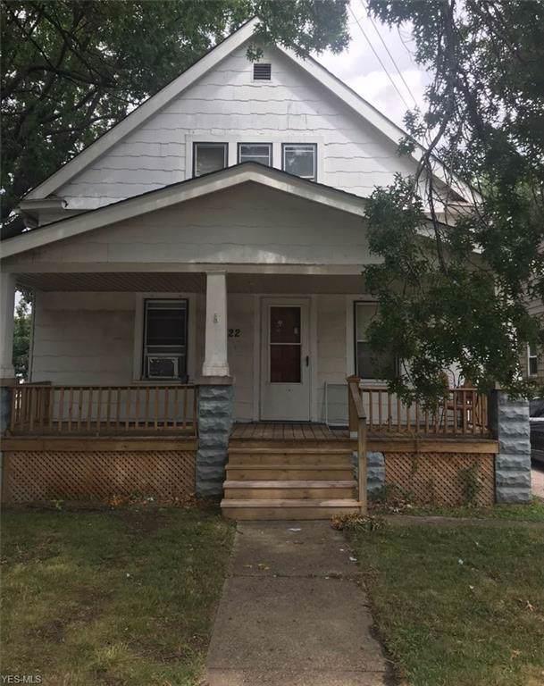 5322 Stickney Avenue, Cleveland, OH 44144 (MLS #4123316) :: The Crockett Team, Howard Hanna