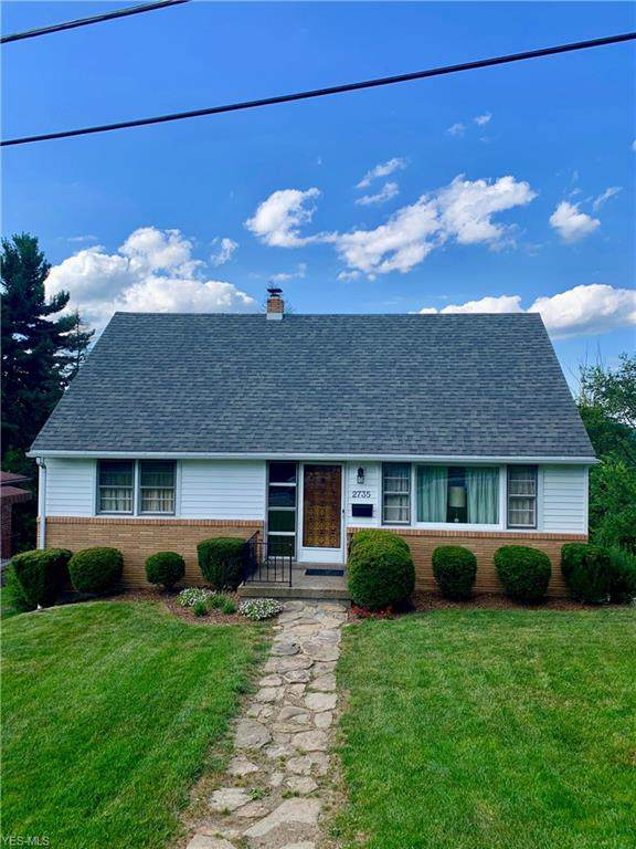 2735 Lafayette Boulevard, Steubenville, OH 43952 (MLS #4124426) :: RE/MAX Valley Real Estate
