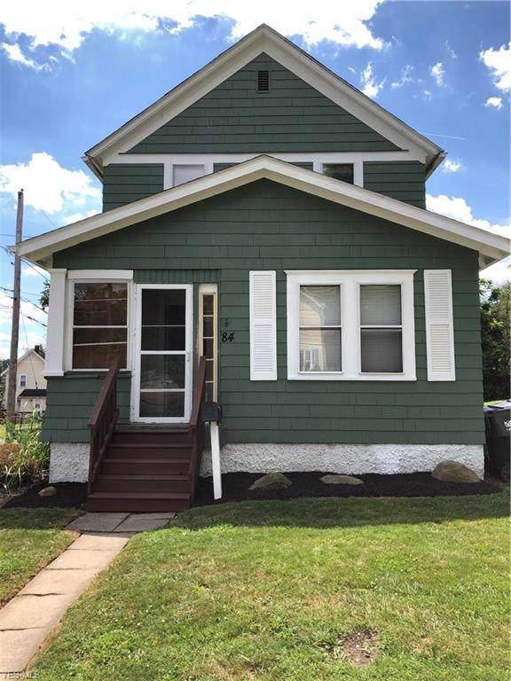 84 Norwood Street, Barberton, OH 44203 (MLS #4125399) :: RE/MAX Valley Real Estate