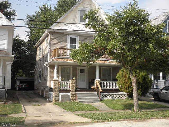 3100 Montclair Avenue, Cleveland, OH 44109 (MLS #4125716) :: RE/MAX Trends Realty