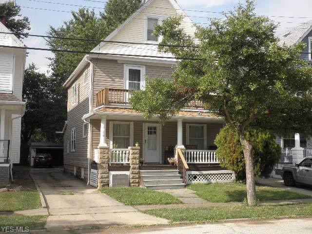3100 Montclair Avenue, Cleveland, OH 44109 (MLS #4125716) :: The Crockett Team, Howard Hanna