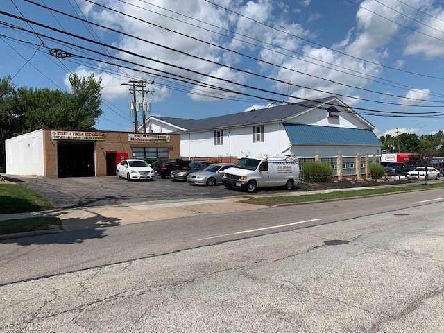 52 Northfield Road, Bedford, OH 44146 (MLS #4125805) :: The Crockett Team, Howard Hanna