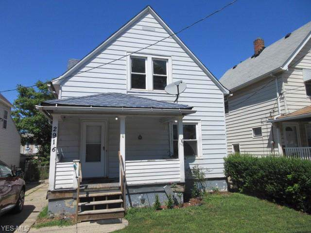 2916 Searsdale Avenue, Cleveland, OH 44109 (MLS #4125824) :: RE/MAX Trends Realty