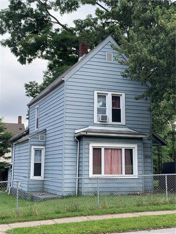 7905 Jones Road, Cleveland, OH 44105 (MLS #4125977) :: RE/MAX Edge Realty