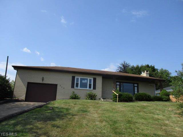 545 S Surry Road, East Liverpool, OH 43920 (MLS #4126457) :: The Crockett Team, Howard Hanna