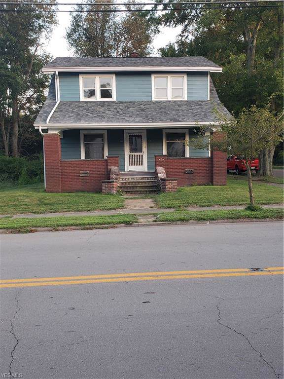 304 E Lisbon Street, Waynesburg, OH 44688 (MLS #4126638) :: The Crockett Team, Howard Hanna