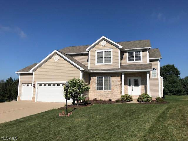 7299 Bentham Circle NW, North Canton, OH 44720 (MLS #4126774) :: Keller Williams Chervenic Realty