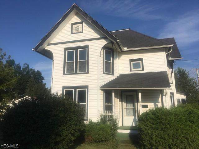 203 N Canal Street, Newton Falls, OH 44444 (MLS #4126952) :: RE/MAX Valley Real Estate