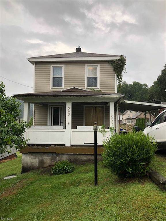343 Orr Street, Weirton, WV 26062 (MLS #4127093) :: RE/MAX Valley Real Estate