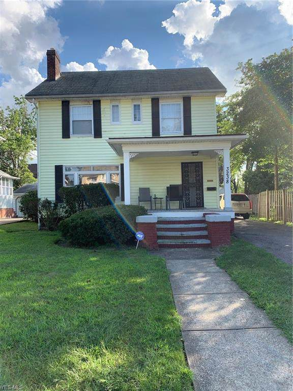 3238 Cedarbrook Road, Cleveland Heights, OH 44118 (MLS #4127968) :: RE/MAX Edge Realty