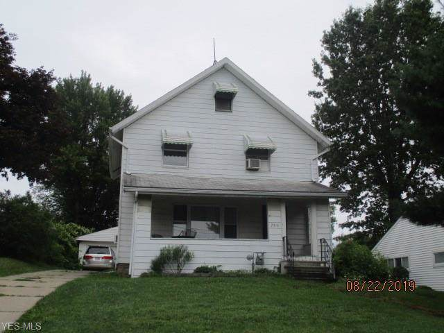 2318 Martin Road, Mogadore, OH 44260 (MLS #4128074) :: RE/MAX Trends Realty
