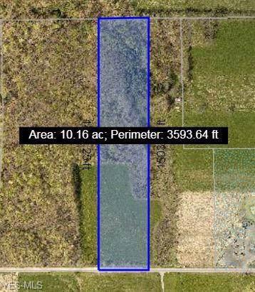 10 Acres Pioneer, Huntsburg, OH 44062 (MLS #4128452) :: The Crockett Team, Howard Hanna