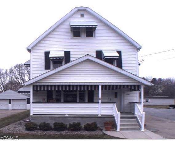 1126 Mason Street, Niles, OH 44446 (MLS #4129594) :: The Crockett Team, Howard Hanna