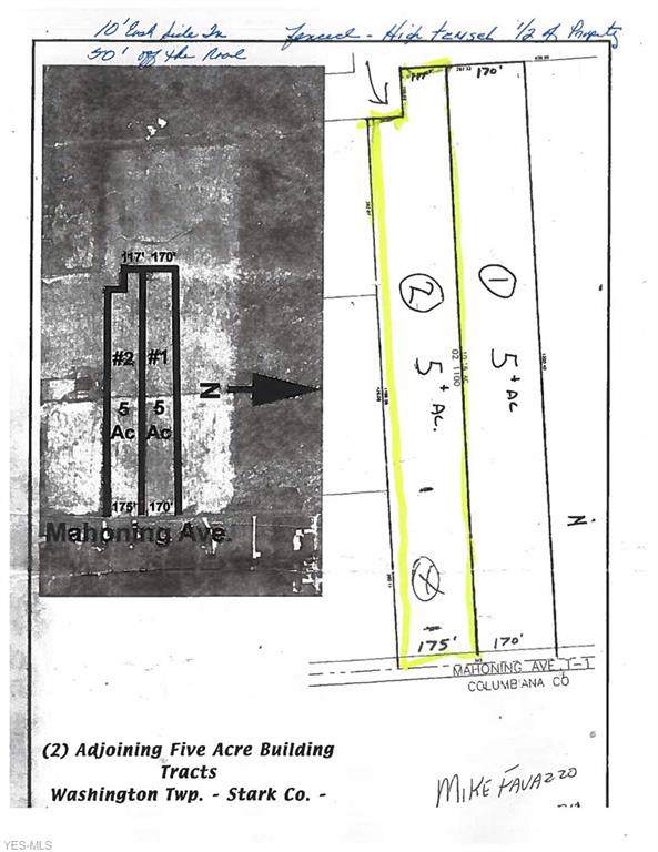 4210 S Mahoning Avenue, Alliance, OH 44601 (MLS #4129742) :: The Crockett Team, Howard Hanna
