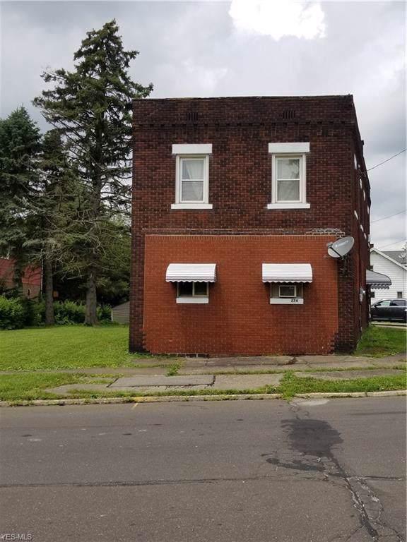 274 Coitsville Road, Campbell, OH 44405 (MLS #4130108) :: The Crockett Team, Howard Hanna