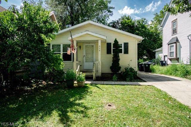 974 Collinwood Avenue, Akron, OH 44310 (MLS #4130208) :: The Crockett Team, Howard Hanna