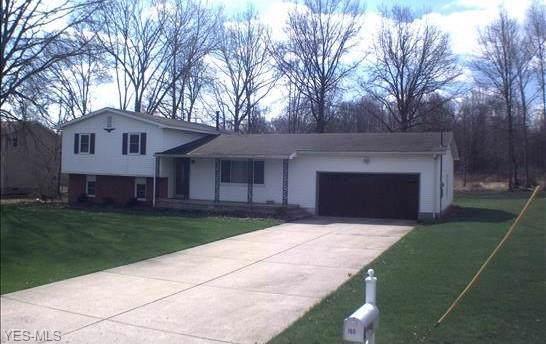 180 Gertrude, Warren, OH 44483 (MLS #4130230) :: RE/MAX Edge Realty