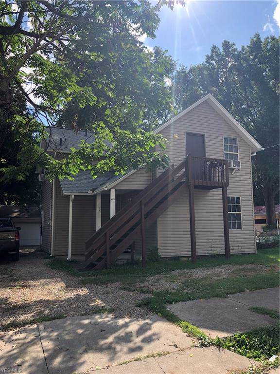 653 Sherman Street, Akron, OH 44311 (MLS #4130944) :: RE/MAX Edge Realty