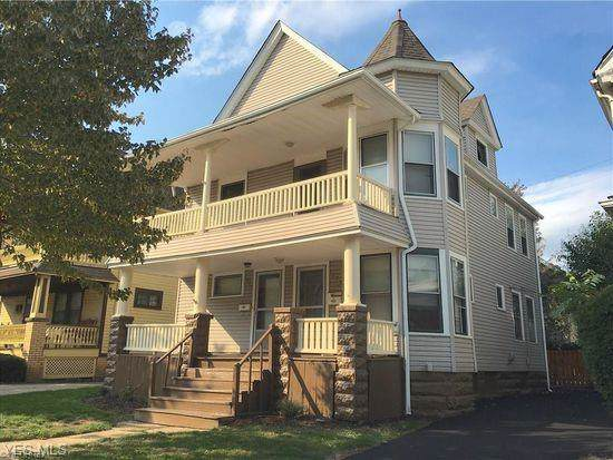 1272 Fry Avenue, Lakewood, OH 44107 (MLS #4130961) :: RE/MAX Edge Realty