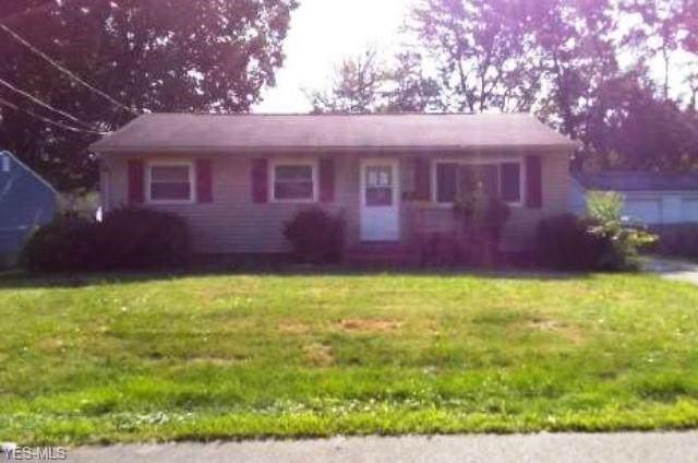 3034 Bollinger Avenue NE, Canton, OH 44705 (MLS #4131311) :: The Crockett Team, Howard Hanna