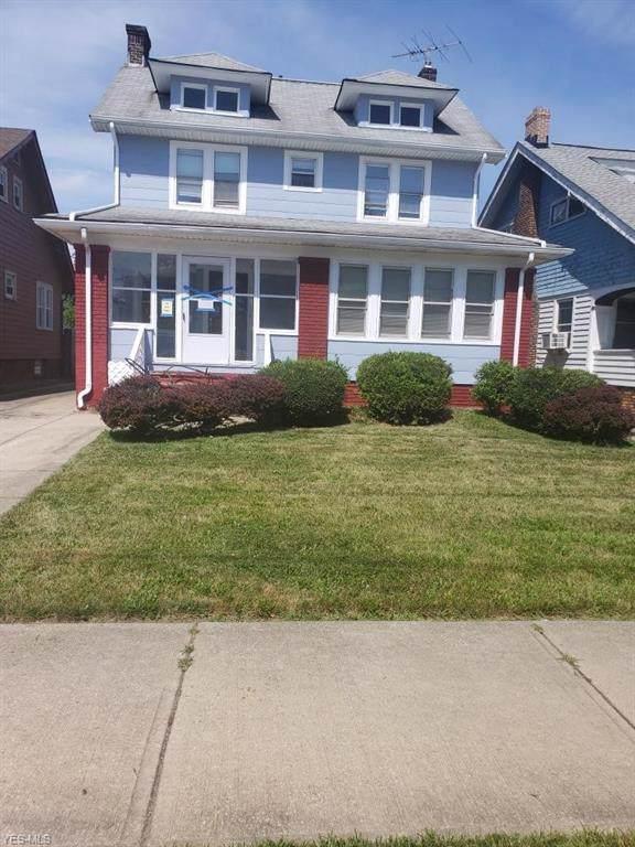 15227 Lake Shore Boulevard, Cleveland, OH 44110 (MLS #4131356) :: The Crockett Team, Howard Hanna