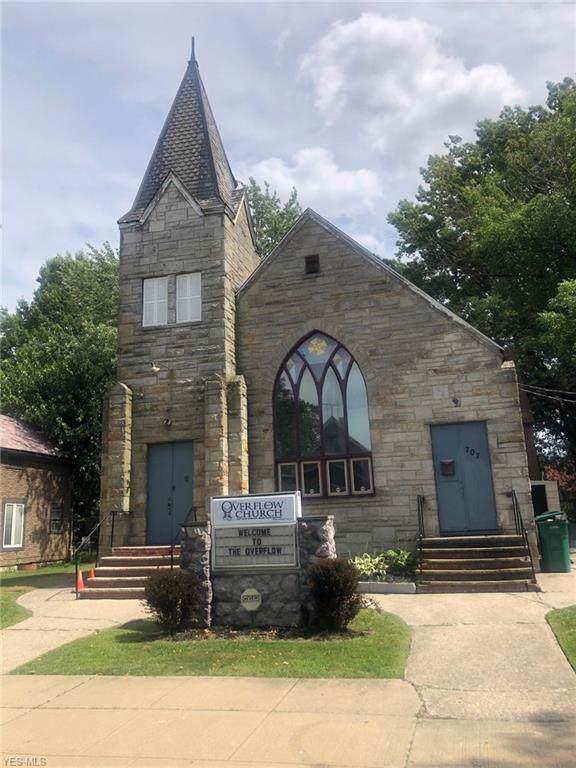 707 E 159th Street, Cleveland, OH 44110 (MLS #4131679) :: Keller Williams Chervenic Realty
