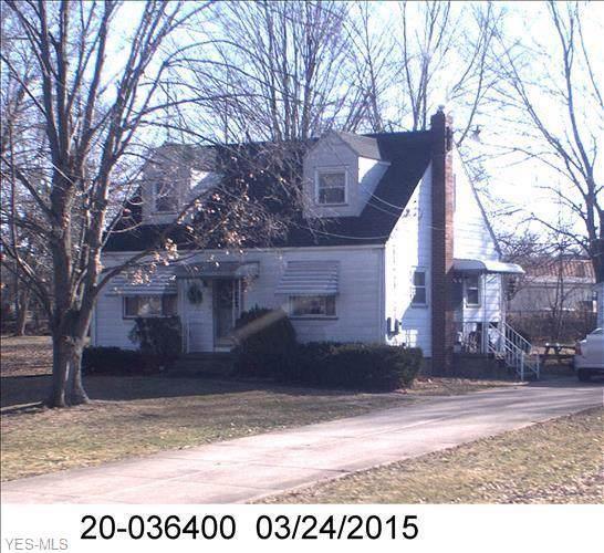 1749 Gypsy Lane, Niles, OH 44446 (MLS #4132524) :: The Crockett Team, Howard Hanna
