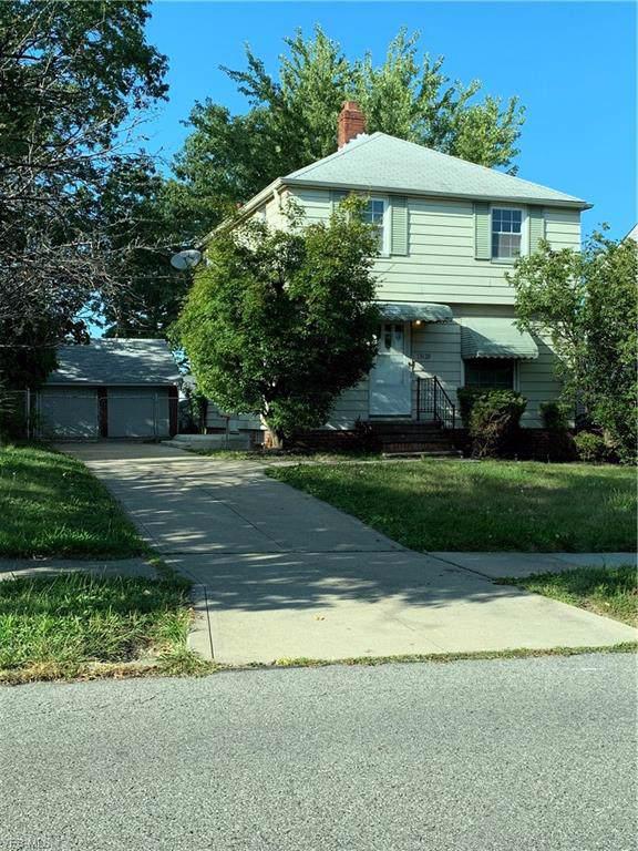 13129 Thraves Road, Garfield Heights, OH 44125 (MLS #4132992) :: The Crockett Team, Howard Hanna